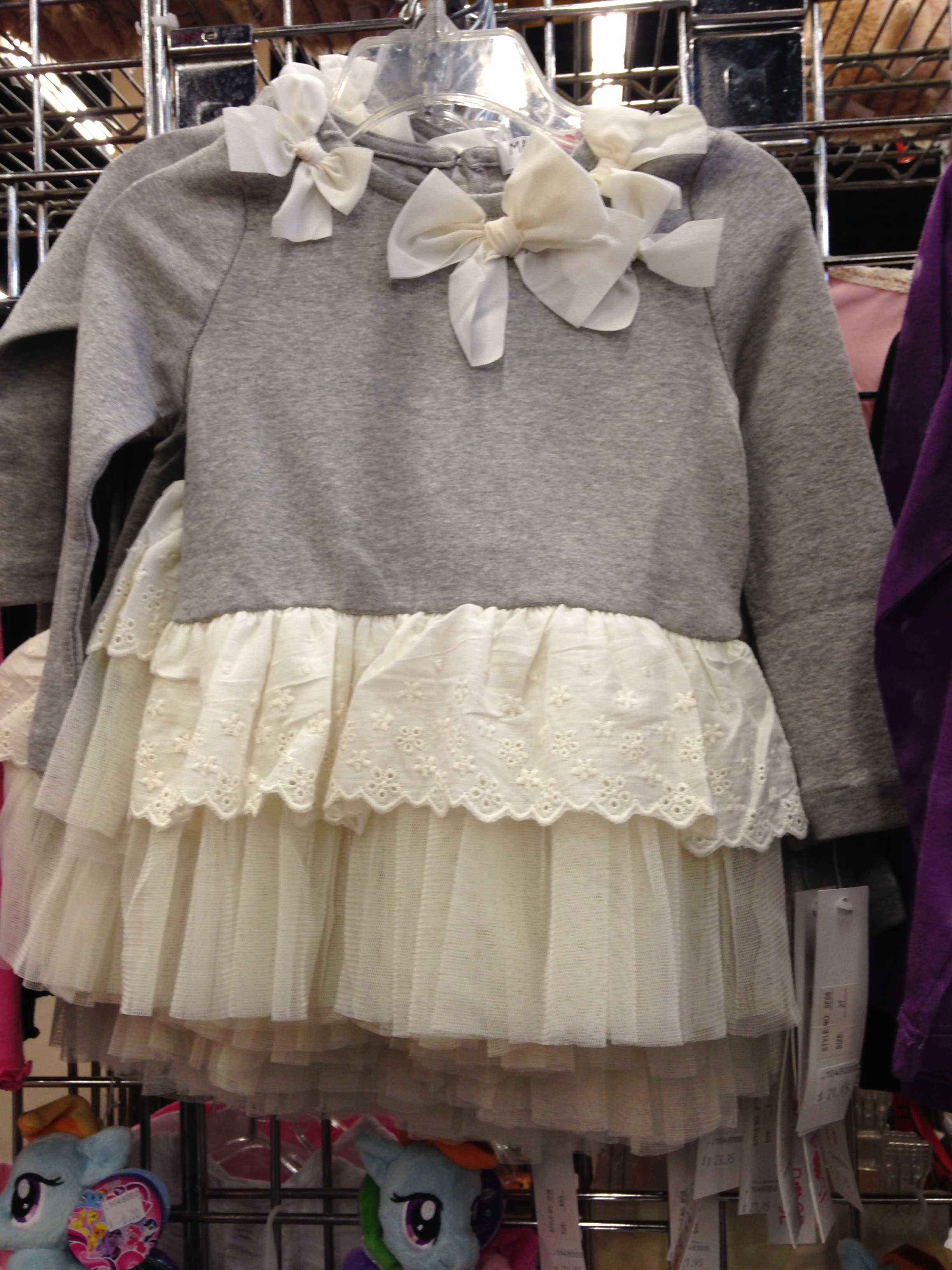Mae Li Long Sleeve with Ruffle and Bow Top